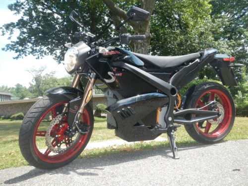 small resolution of 2012 zero s electric motorcycle photo ben rich