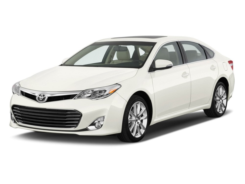 medium resolution of 2013 toyota avalon review ratings specs prices and photos the car connection