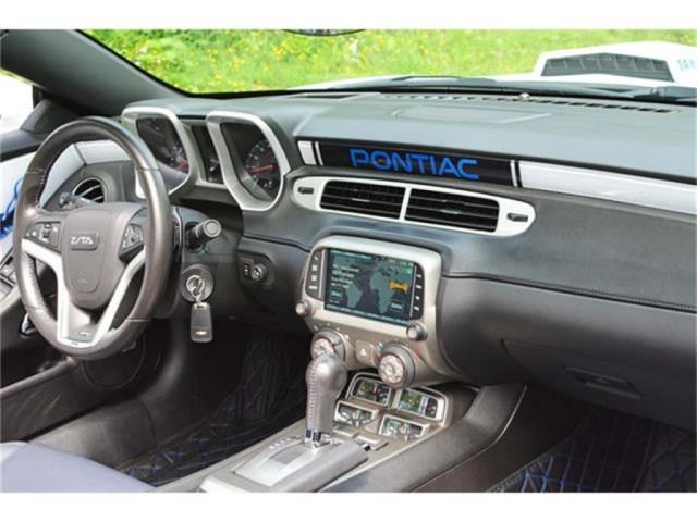 2014 Chevy Camaro SS converted into Firebird Trans Am