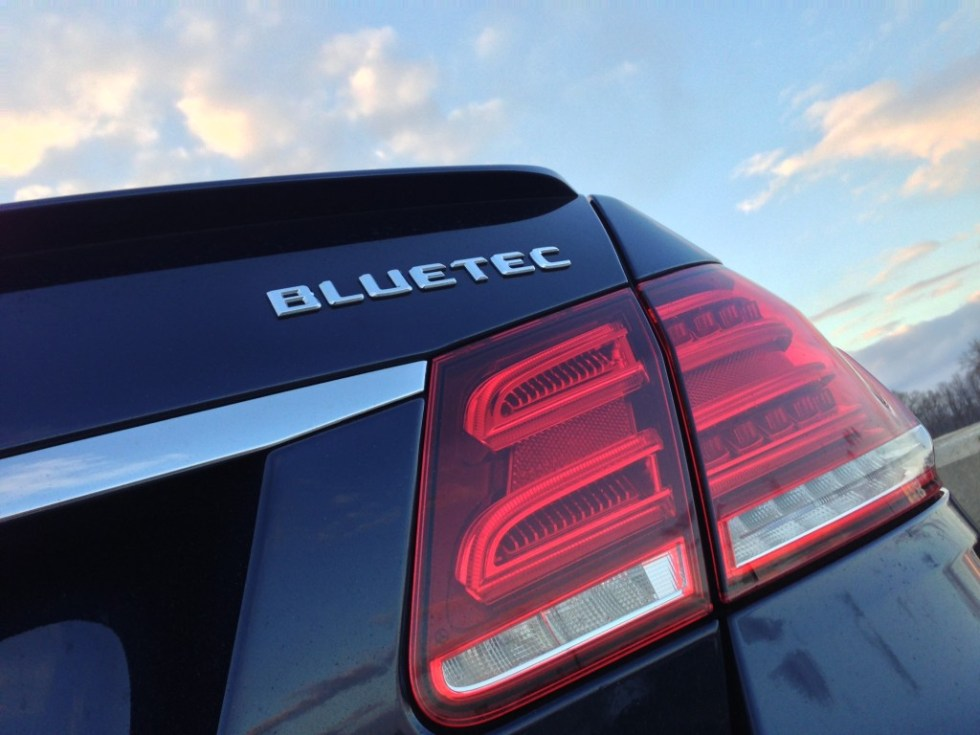 2014 Mercedes-Benz E250 BlueTec 4Matic
