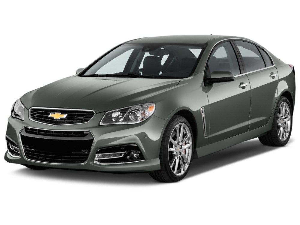 medium resolution of 2015 chevrolet ss chevy review ratings specs prices and photos the car connection