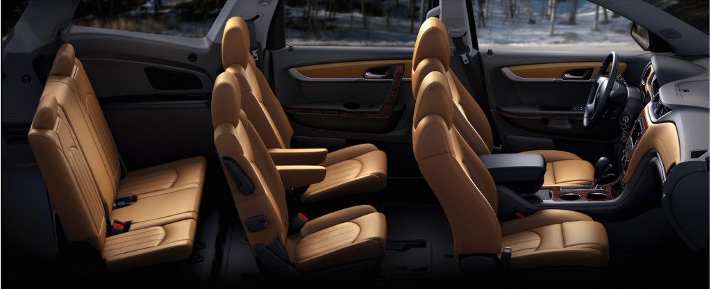 SUVs With Captains Chairs Plus ThirdRow Seats Shoppers Shortlist
