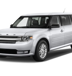 2015 ford flex review ratings specs prices and photos the car connection [ 1024 x 768 Pixel ]