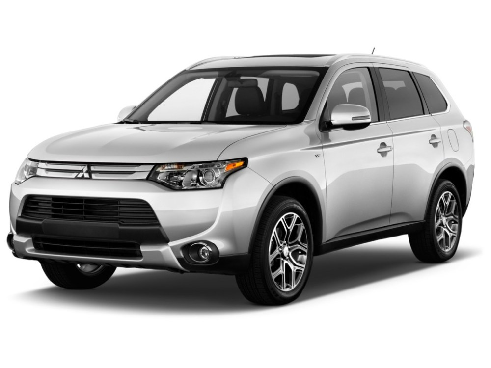 medium resolution of 2015 mitsubishi outlander review ratings specs prices and photos the car