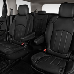 2017 Gmc Acadia With Captains Chairs Felt Chair Pads Ford Explorer Captain Seats 2018 2019