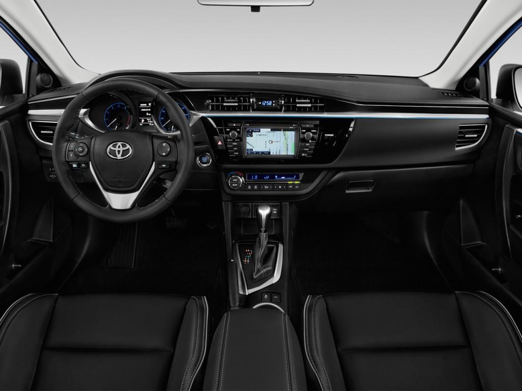 Image 2016 Toyota Corolla 4 Door Sedan Cvt S Premium