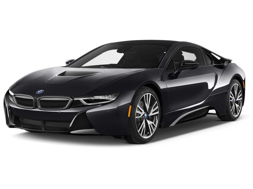 Image 2017 Bmw I8 Coupe Angular Front Exterior View, Size