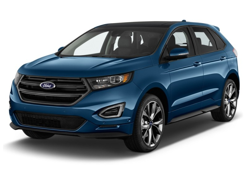 2017 Ford Edge Review Ratings Specs S And Photos The Car Connection