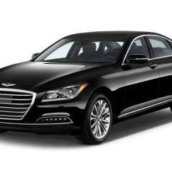 2017 genesis g80 review ratings specs prices and photos the car connection [ 1024 x 768 Pixel ]
