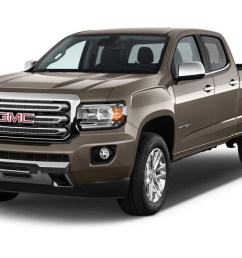 2017 gmc canyon review ratings specs prices and photos the car [ 1024 x 768 Pixel ]