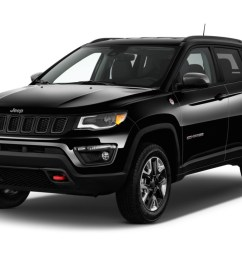 2017 jeep compass review ratings specs prices and photos the car connection [ 1024 x 768 Pixel ]