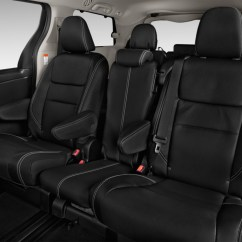 Toyota Sienna Captains Chairs Removal Baby Doll With Potty Chair Image 2017 Se Fwd 8 Passenger Natl Rear
