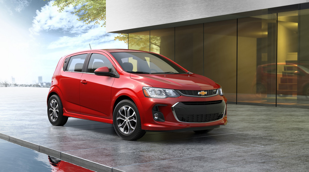 Despite Rumors, 2019 Chevrolet Sonic To Return To Showrooms
