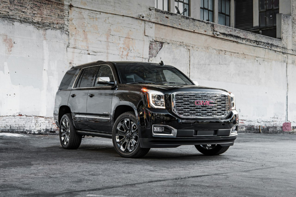 What's New For 2018 Gmc