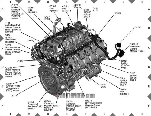 small resolution of ford 3 8 engine diagram fuel injection