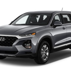 2019 hyundai santa fe review ratings specs prices and photos the car connection [ 1024 x 768 Pixel ]