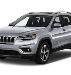 2019 jeep cherokee review ratings specs prices and photos the car connection [ 1024 x 768 Pixel ]