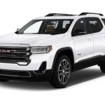 2020 Gmc Acadia Review Ratings Specs Prices And Photos The Car Connection