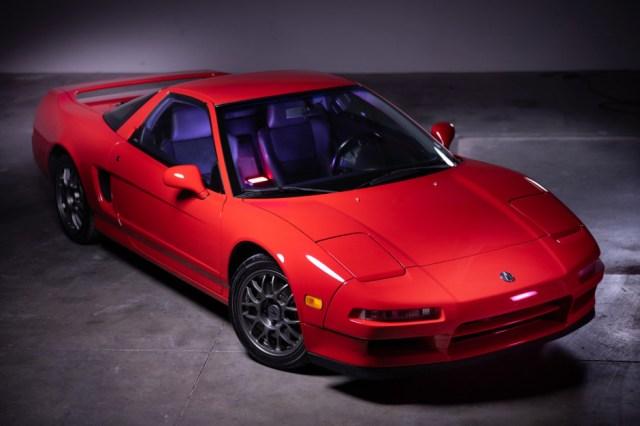 1999 Acura NSX Zanardi Edition No. 51