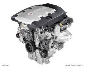 GM 36Liter V6 Makes Ward's North American Ten Best