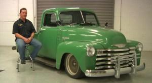 Craig Morrison's 1950 Chevy Is No Ordinary Farm Truck: Video