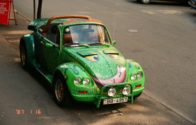 Dartz Froggy