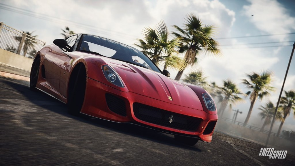 Ferrari Included In Need For Speed Rivals Game