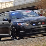 2010 Sema Preview Stealth Ford Taurus Police Interceptor Concept