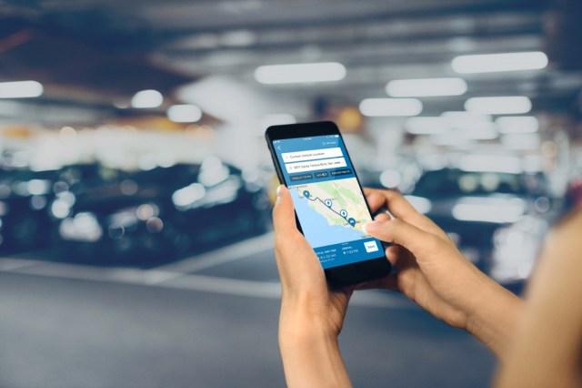 Aplicación FordPass
