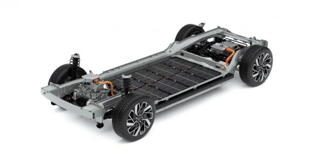 Plataforma E-GMP de Hyundai Motor Group