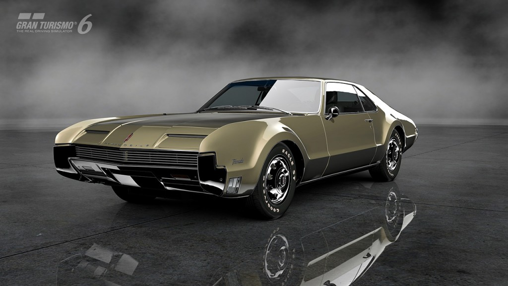 Wallpaper Car Tokyo Drift Image Jay Leno S 1966 Oldsmobile Toronado Gran Turismo 6