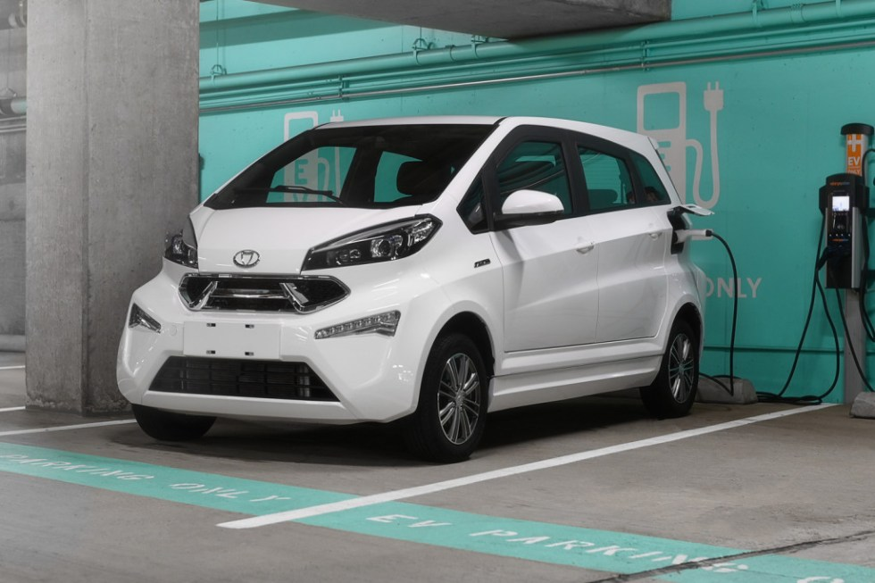 Kandi K23 electric car