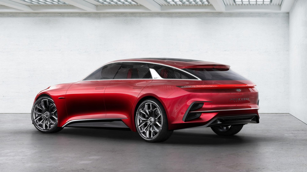 Decent Wallpapers For Girls Production Kia Proceed Fails To Resemble Handsome Concept