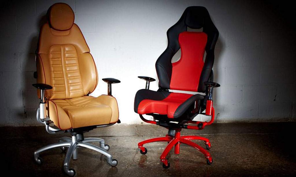 ferrari office chair cover rentals nova scotia new chairs come with distinct flavor