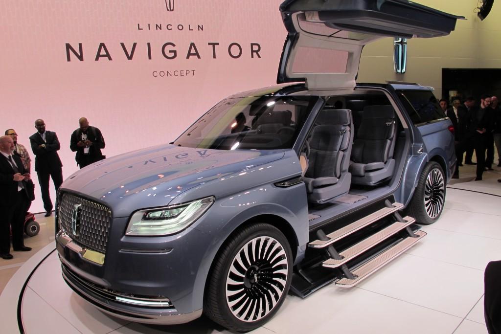 Future Lincoln Spy Shots Autos Post