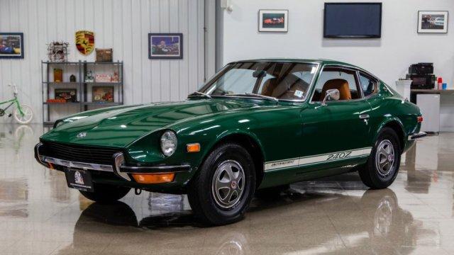 1971 Datsun 240z Series