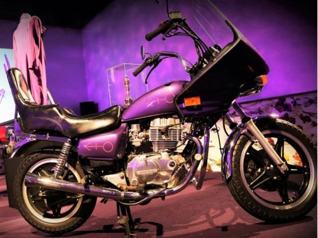Prince's Purple Rain motorcycle | Escape