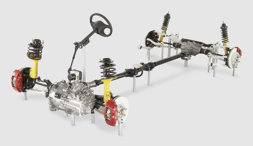 The technology behind Mitsubishi's new Lancer Evolution