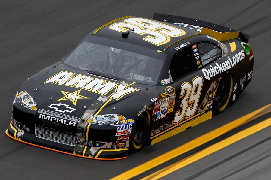 US Army Leaving NASCAR; Patrick's 10th Race At Kansas In