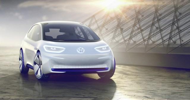 Volkswagen ID Neo Concept, Salón del Automóvil de París 2016