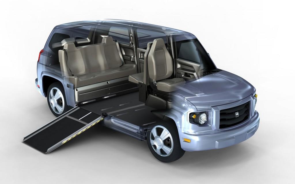 AM General Buys VPG Defunct NaturalGas Handicapped Van Maker