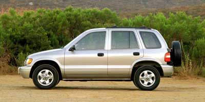1999 Kia Sportage Review Ratings Specs Prices And
