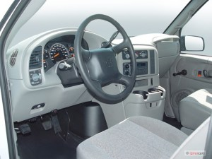Image: 2005 Chevrolet Astro Cargo Van 1112