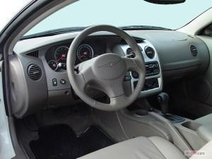 Image: 2004 Chrysler Sebring 2004 2door Coupe Limited