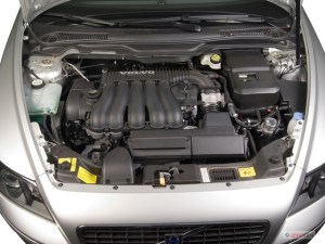Image: 2007 Volvo S40 4door Sedan 24L AT FWD Engine