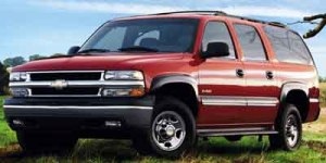 2002 Chevrolet Suburban (Chevy) PicturesPhotos Gallery