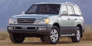 2003 Lexus LX 470 Review, Ratings, Specs, Prices, and