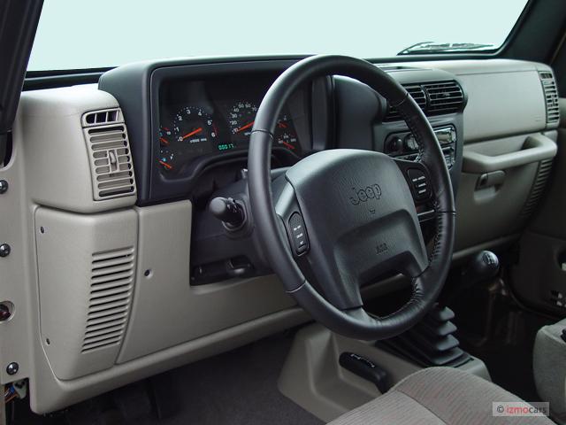 Image 2004 Jeep Wrangler 2 Door Rubicon Dashboard Size