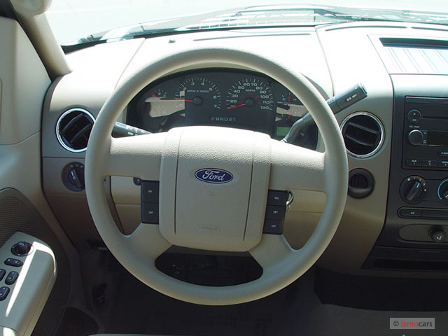 2007 Ford F 150 Wheel Types Pictures