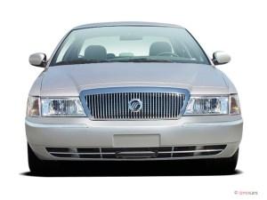 Image: 2005 Mercury Grand Marquis 4door Sedan GS